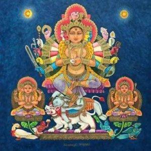 Siddha Kunjika Sadhna -
